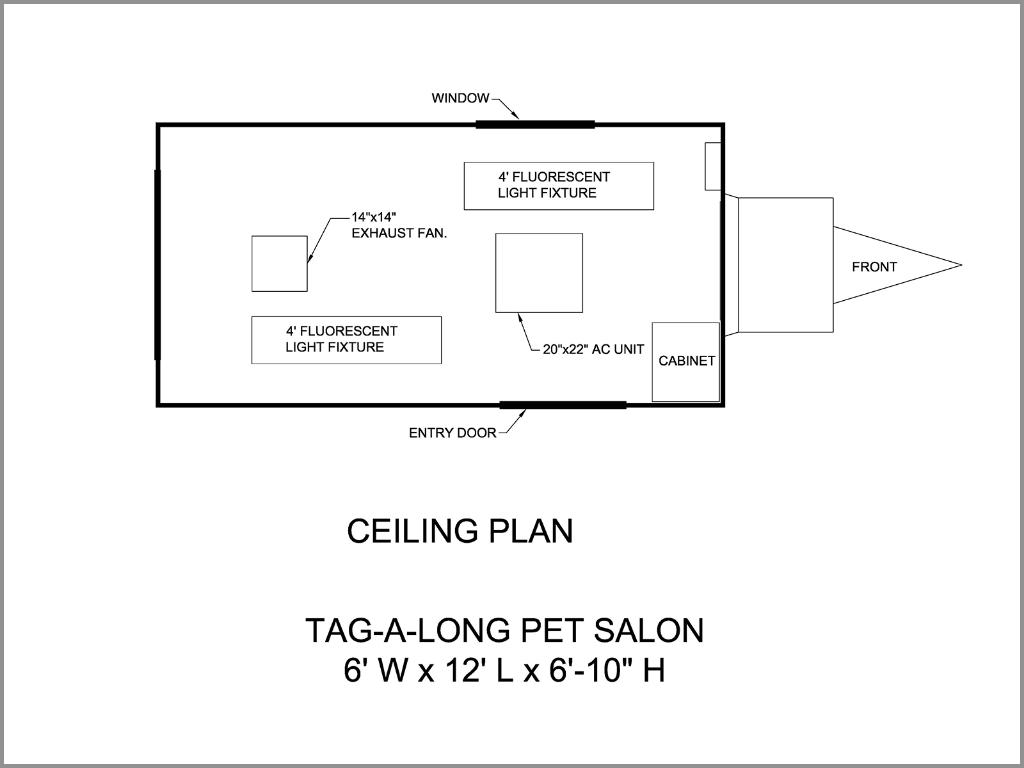 ceailing-area